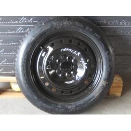 """Reserverad, Notrad, Ersatzrad 17"""" Chrysler 300C"""
