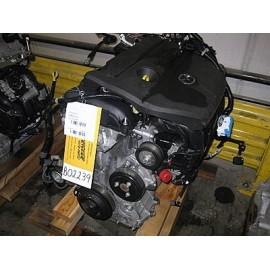 Motor Mazda CX7 CX 7 CX-7 2.5 2,5 09-12 Unkomplett