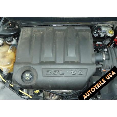 Motor Chrysler 300C 2008 2.7 Unkomplett Verlauf: 48.000km