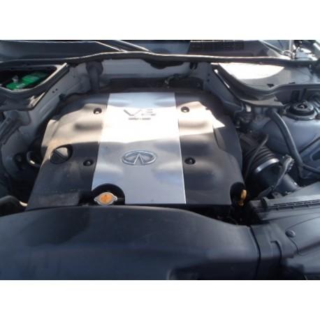 Motor INFINITI FX45 06-08 4,5 Unkomplett