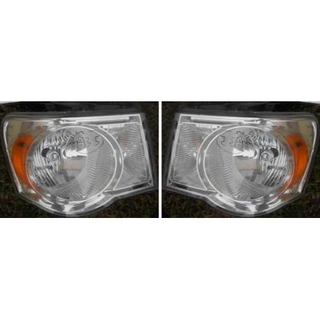 Scheinwerfer links oder rechts Chrysler Aspen 2007 - 2009