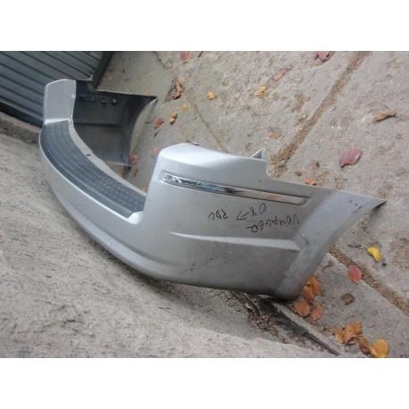 Stoßstange hinten Heckstoßstange Chrysler Grand Voyager IV ab 2008 unkomplett