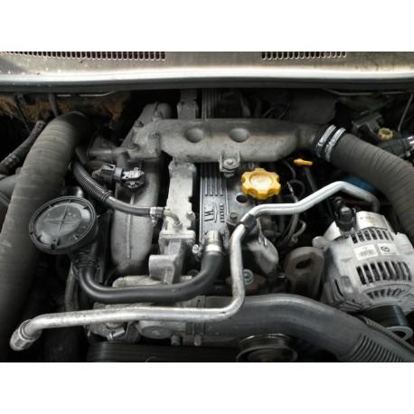 MOTOR Jeep Grand Cherokee WJ 3.1 TD Verlauf: 56.000km UNKOMPLETT