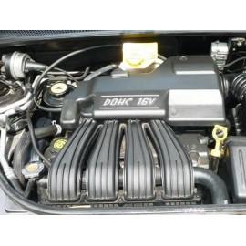 MOTOR CHRYSLER PT CRUISER 2004 2.0 16V DOHC Verlauf: 41.000km UNKOMPLETT