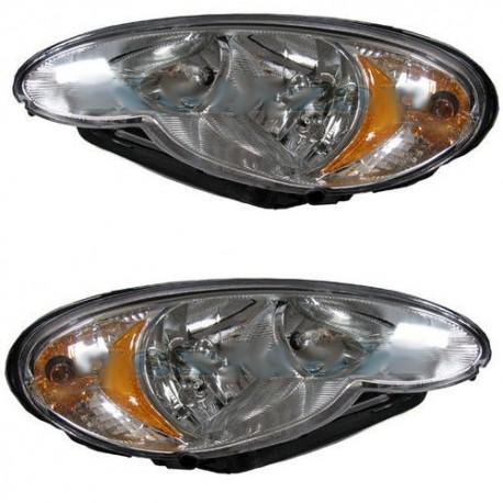 Scheinwerfer links oder rechts US Chrysler PT Cruiser 2005 - 2008