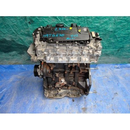 Motor RENAULT MASTER 2,3DCI 2012 Unkomplett Verlauf: 66.000km