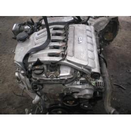 MOTOR 3.2 V6 AZZ TOUAREG PHAETON UNKOMPLETT Verlauf: 61:000km