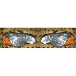 Scheinwerfer links oder rechts US Chrysler Sebring Coupe 2004 - 2006