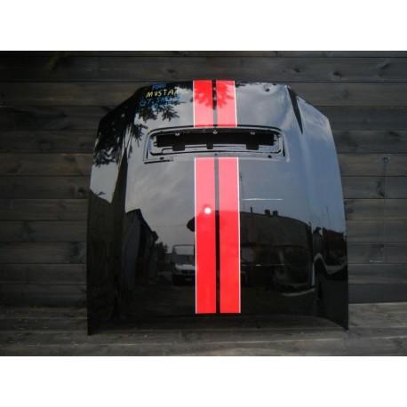 Motorhaube FORD MUSTANG GT SHELBY 10 - 12