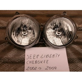 Scheinwerfer links oder rechts US Version Jeep Liberty 02-04