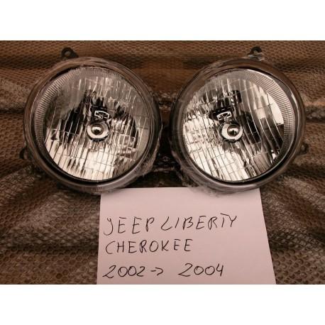 Scheinwerfer links oder rechts US Version Jeep Liberty 02-04