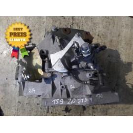 Schaltgetriebe ALFA ROMEO 159 2.0 JTDM Verlauf: 46.000km