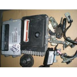 Startset Motorsteuergerät, Computer Jeep Liberty 3.7i 03