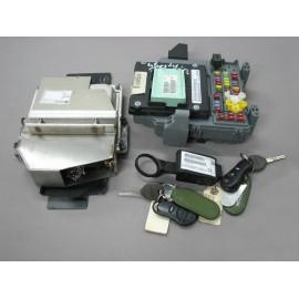 Motorsteuergerät, Computer Jeep Liberty 2.5 CRD