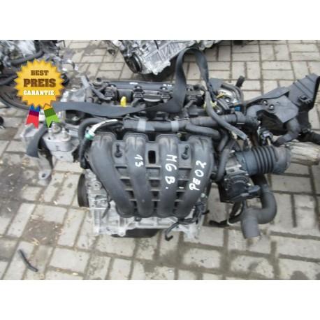 Motor 2.0 B PE02 Skyactiv 160PS MAZDA 6 2012-2015 UNKOMPLETT Verlauf: 39.000km
