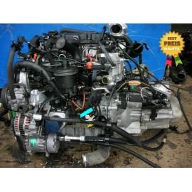MOTOR 2.0HDI FIAT SCUDO DUCATO PEUGEOT 807 EXPERT Verlauf: 48.000km UNKOMPLETT