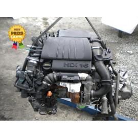 MOTOR 1.6 HDI 16V FIAT SCUDO Verlauf: 35.000km UNKOMPLETT