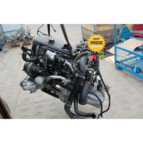 Motor 2.3JTD 130PS EURO 5 FIAT DUCATO Verlauf: 500km WIE NEU UNKOMPLETT