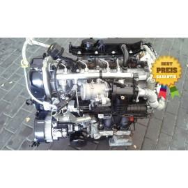 Motor 2,3 EURO 5 FIAT DUCATO IVECO DAILY 2012- Verlauf: 31.000km UNKOMPLETT