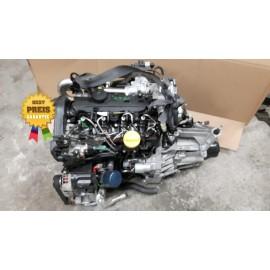 MOTOR 1.5 DCI FIAT IDEA RENAULT CLIO III MODUS KANGO II Verlauf: 32.000km