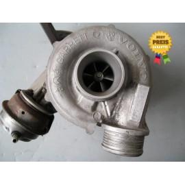 Turbolader D5244T 2.4 D 163PS VOLVO XC90 V70 S60 Verlauf: 59.000km