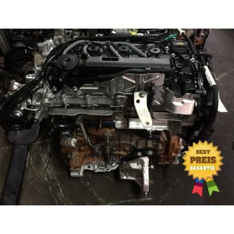 Motor 2.0 e-HDi 150PS 10DYZP CITROEN C4 PICASS Verlauf: 10.000km TEST AUTO