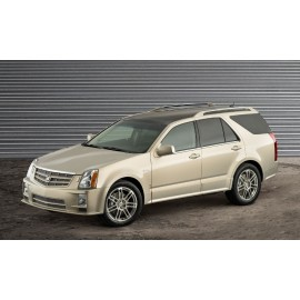 Klimakühler Klimakondensator Cadillac SRX 4.6 05-10