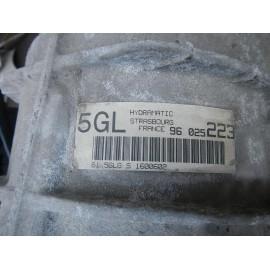 Automatikgetriebe CADILLAC STS 3.6 2003-2007 Verlauf: 59.000 km