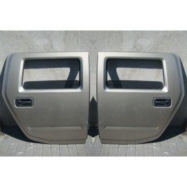 Tür hinten linke oder rechte Seite Hummer H2 Komplett