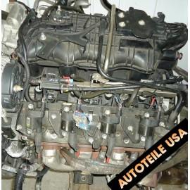 Motor HUMMER H3 5.3 2010 Unkomplett