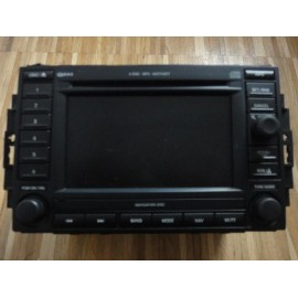 JEEP COMMANDER Navi Radio Monitor EU Version