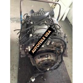 Motor Dodge Durango 5.2 5,2 V8 97-99 Unkomplett