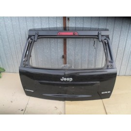 Heckklappe Jeep Grand Cherokee 05-10 ohne Anbauteile unkomplett