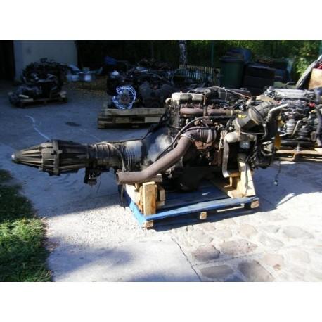 Automatikgetriebe DODGE RAM 2500 3500 02-04 5.9TD Verlauf: 85.000 km