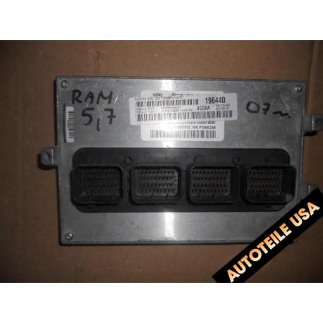 Motorsteuergerät, Computer DODGE RAM DURANGO 4,7 5,7 196440