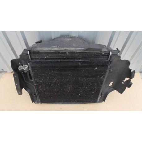 Wasserkühler Motorkühler JEEP LIBERTY 3.7 KOMPLETT