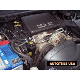 Motor JEEP GRAND CHEROKEE WJ 4.7 Unkomplett