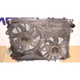 Wasserkühler Motorkühler + Lufter CHRYSLER 300C 3.0 CRD KOMPLETT