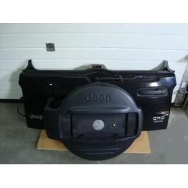 Heckklappe Kofferraumklappe Jeep Liberty unkomplett
