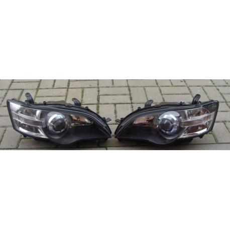Scheinwerfer links oder rechts EU mit E-Prüf Subaru Legacy 2007 - 2009