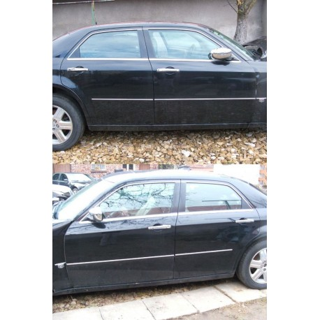 Tür vorne oder hinten rechte oder linke Seite Chrysler 300C 05-09 unkomplett